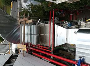 Impianti di condizionamento - Centrale termica Gemelli