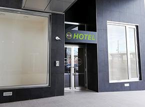 Ristrutturazione Non residenziale - Hotel Parco Leonardo